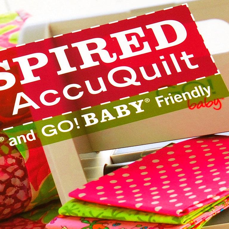 AccuQuilt-böcker