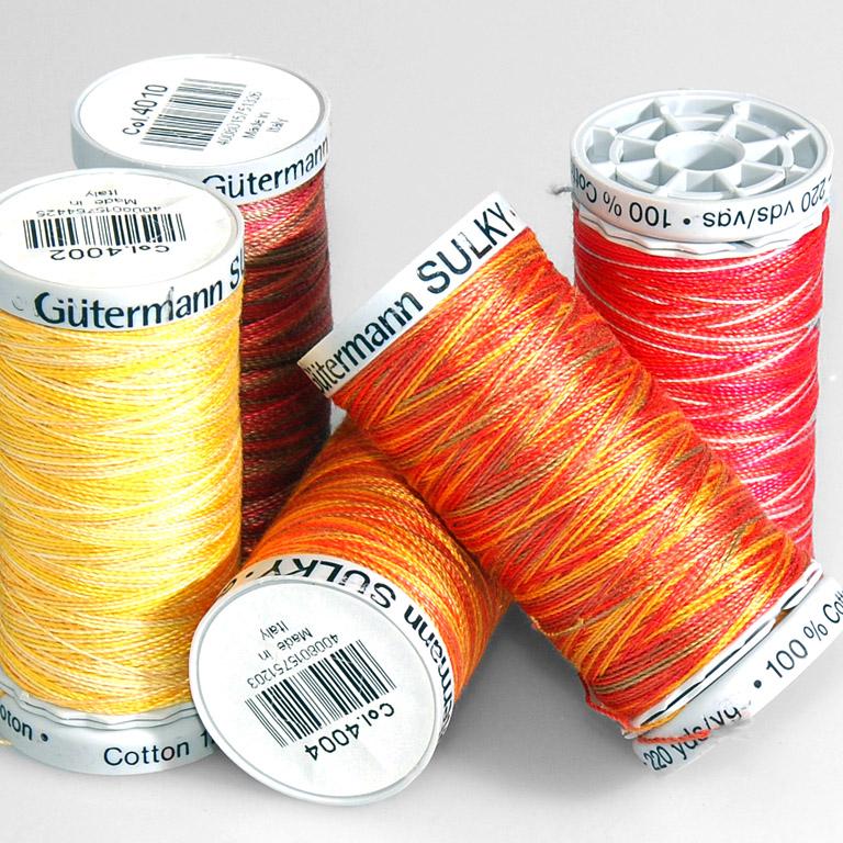 Gütermann Sulky Cotton 12