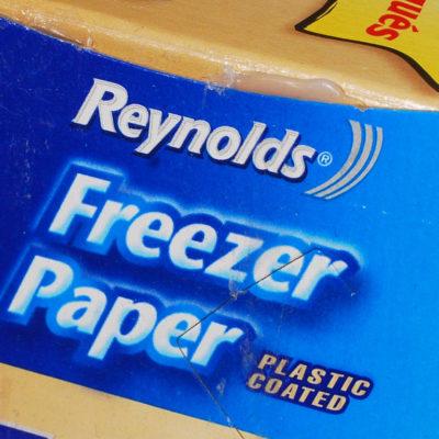 Freezerpaper