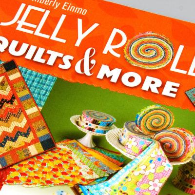 Böcker om Jelly Rolls etc