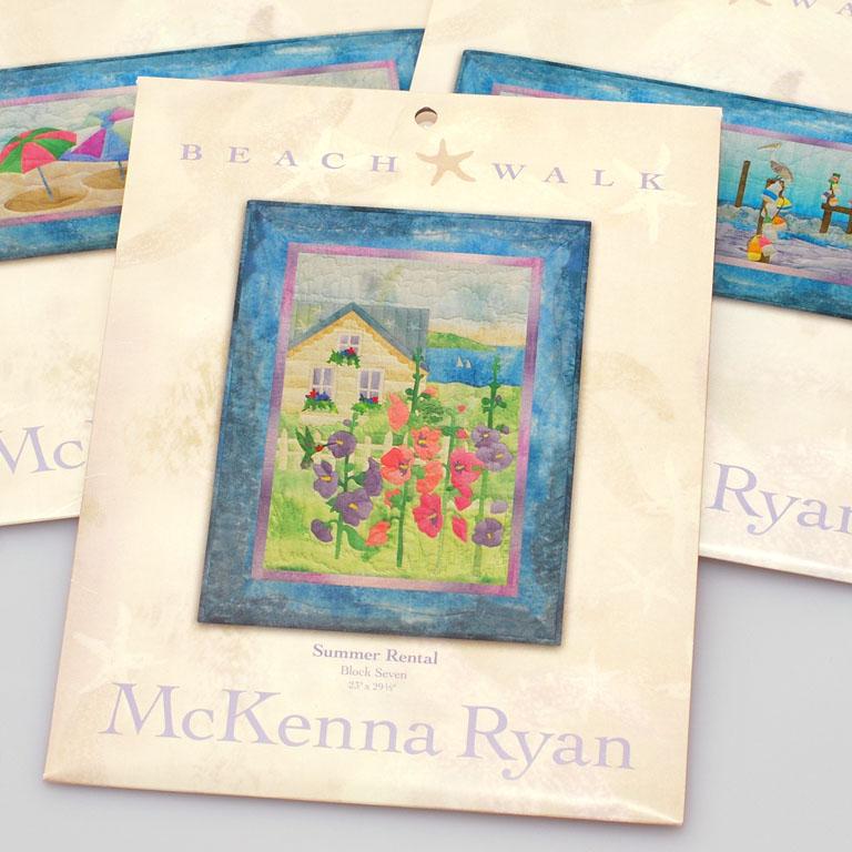 McKenna Ryan Beach Walk