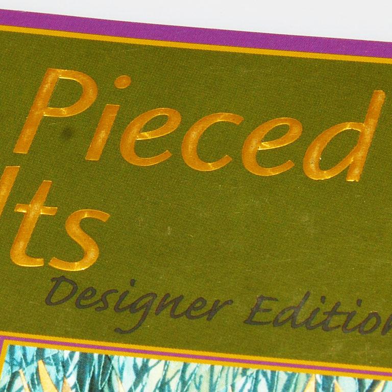 Paper Piecing-böcker